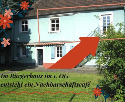 Grünes Licht im Bürgerhaus: Räume gefunden!