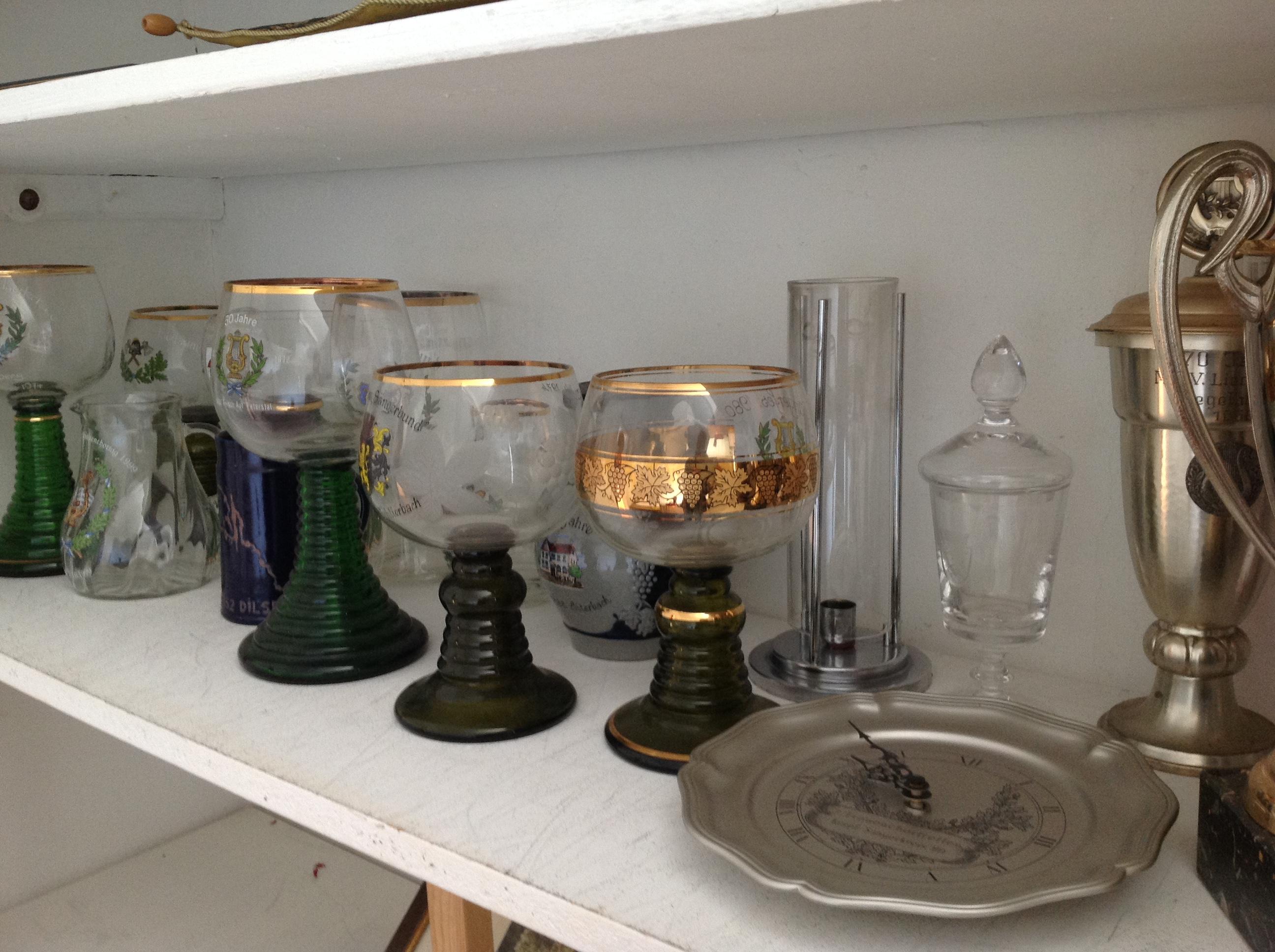 Idee: kleines Heimatmuseum für Schlierbach?