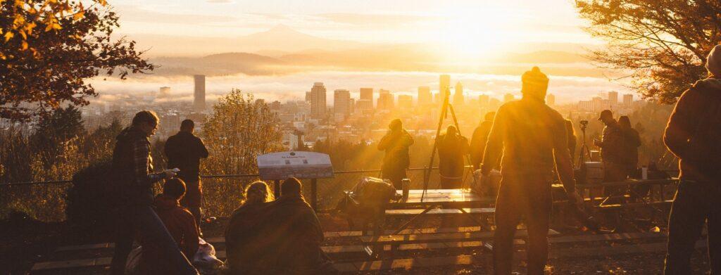 Austausch zu 'Resilienz in Nachbarschaften' – online Kurs